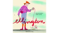 "Marlies Bardeli, Ingrid Godon: ""Ellington"". Peter Hammer Verlag, Wuppertal 2018. 40 S., geb., 16,– €. Ab 4 J."