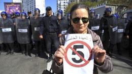 Kein Frühling in Algerien