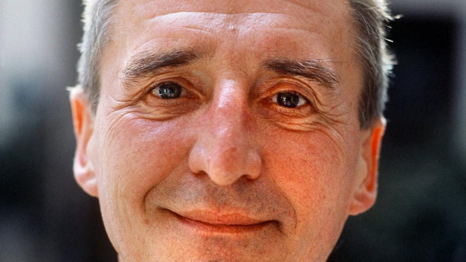 """Thomas Huber liest """"Belle de Jour"""" von Günter Herburger"""
