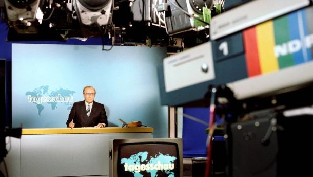 """Vor 60 Jahren ging die """"Tagesschau"""" auf Sendung"""