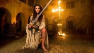 Genoveva berlinert sich durchs Mittelalter
