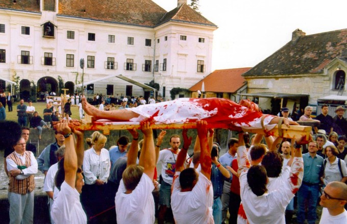 roten kopf orgien