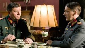 Hitlers Generäle beim Tee