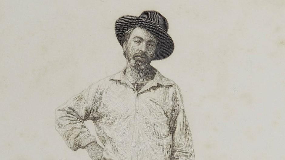 """Thomas Huber liest """"Kosmos"""" von Walt Whitman"""