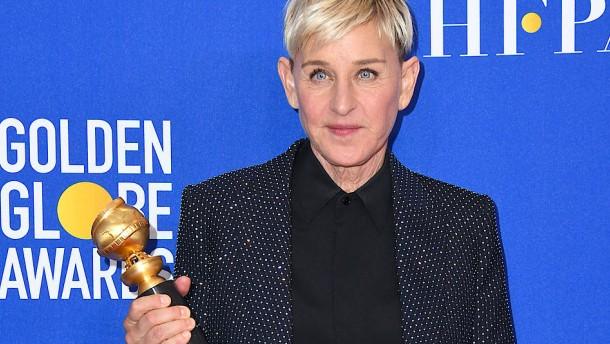 DeGeneres, die Großzügige?