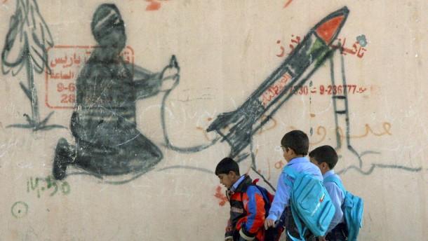 Warum es im Nahen Osten immer wieder Krieg gibt