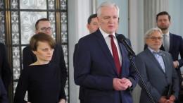Stellvertretender Ministerpräsident tritt zurück