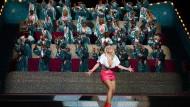 Erst hatte sie kein Glück, und dann kam auch noch Pech dazu: Elissa Huber als Anna Nicole Smith