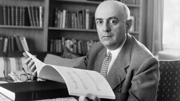 Adorno war nicht in der Antifa