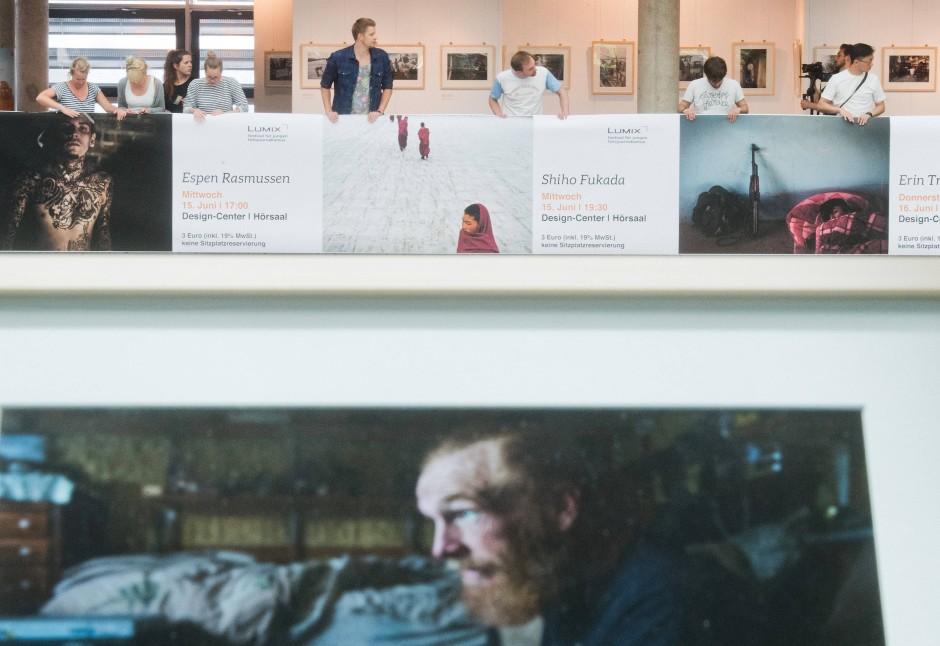 Lumix Festival für jungen Fotojournalismus - Bild 1 von 1