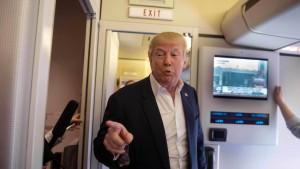 Leidet Trump?