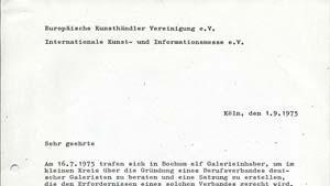 Das unnormalste Geschäft der Welt: Der Bundesverband Deutscher Galerien feiert dreißigsten Geburtstag