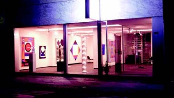 Pop? Und Op! Vierzig Jahre Galerie Hans Mayer