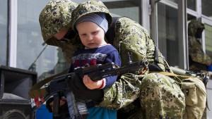 In Slawjansk herrscht Terror