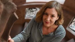 Inger-Maria Mahlke erhält den Deutschen Buchpreis 2018