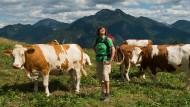 Ilse Aigner vor bayerischer Landschaft: Ist sie die Frau von morgen?