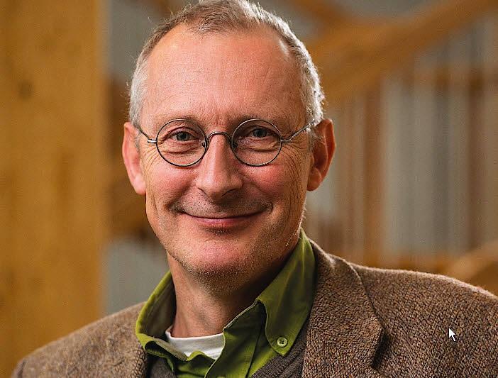 Prof. Dr. Christian Ammer Professor Waldbau und Waldökologie der gemäßigten Zonen an der Georg-August-Universität Göttingen