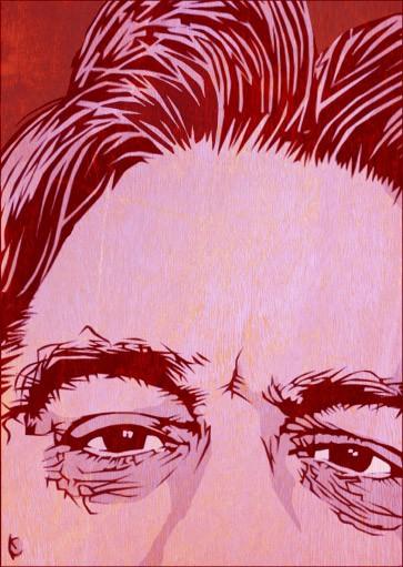 Robert de Niro, wie Burkhard Neie ihn sieht