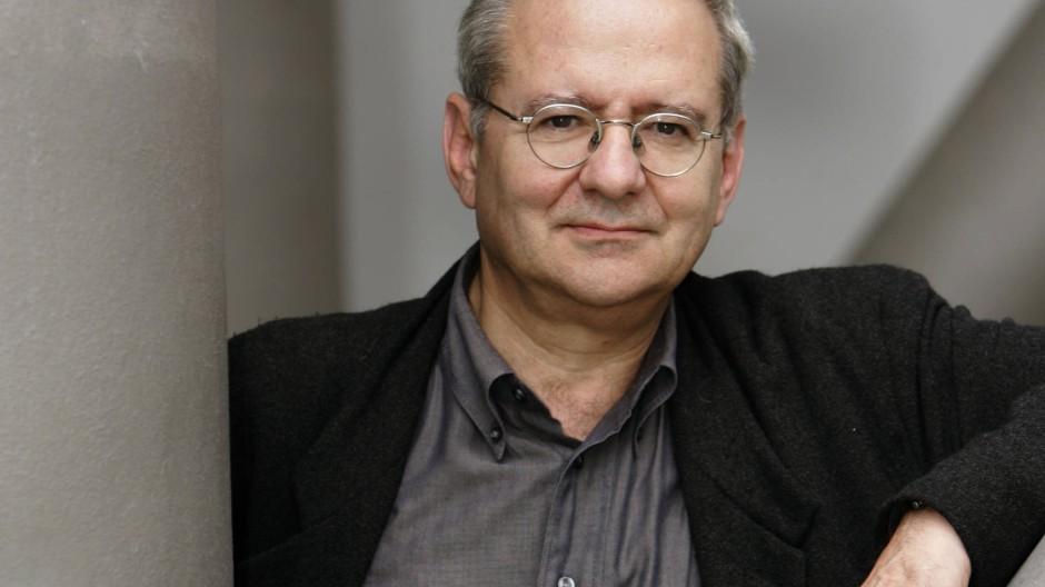 Der 1946 geborene Historiker und Schriftsteller Dan Diner.