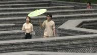 Im Alten Sommerpalast Pekings - dem wichtigsten Symbol der chinesischen Geschichtsschreibung