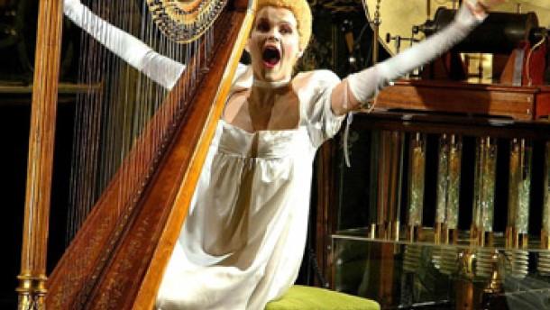 Les Contes d'Hoffmann: Der Kritzler ist ein berühmter Dichter