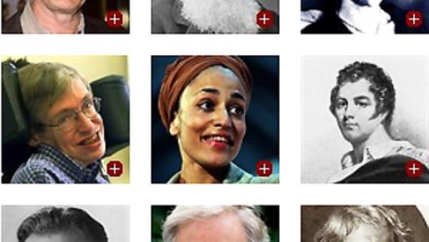Die Gesichter von Cambridge