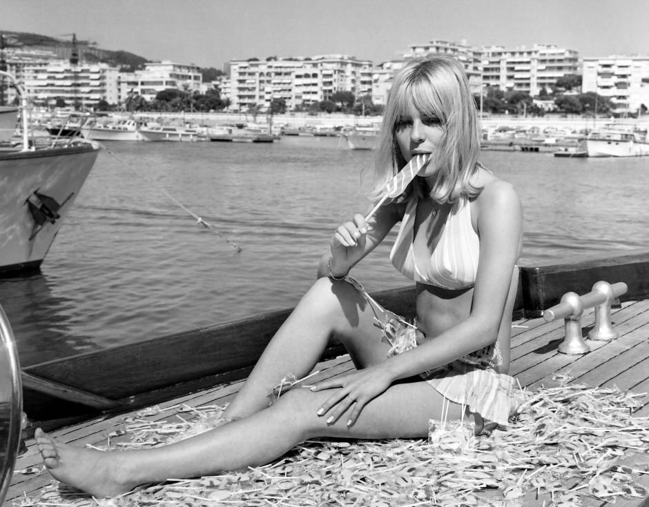Im Jahr 1966 in Cannes