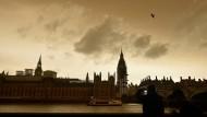 Der Himmel über Westminster