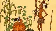 Wer grub den Maya das Wasser ab?