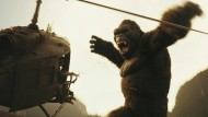 "Ja, er hat Zähne! Szene aus dem neuen Actionfilm ""Kong: Skull Island"""