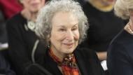Margaret Atwood in Frankfurt