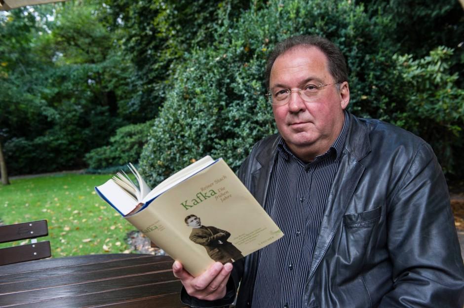 Kafka im Grünen: Rainer Stach mit dem letzten Band seiner Biographie