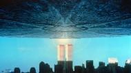 """Einer der neueren Science-Fiction-Klassiker: """"Independence Day"""" von Roland Emmerich brach 1996 Rekorde an den Kinokassen."""
