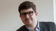 Mitglied des Berliner Abgeordnetenhauses, Landeschef der Piratenpartei: Christopher Lauer im März 2014