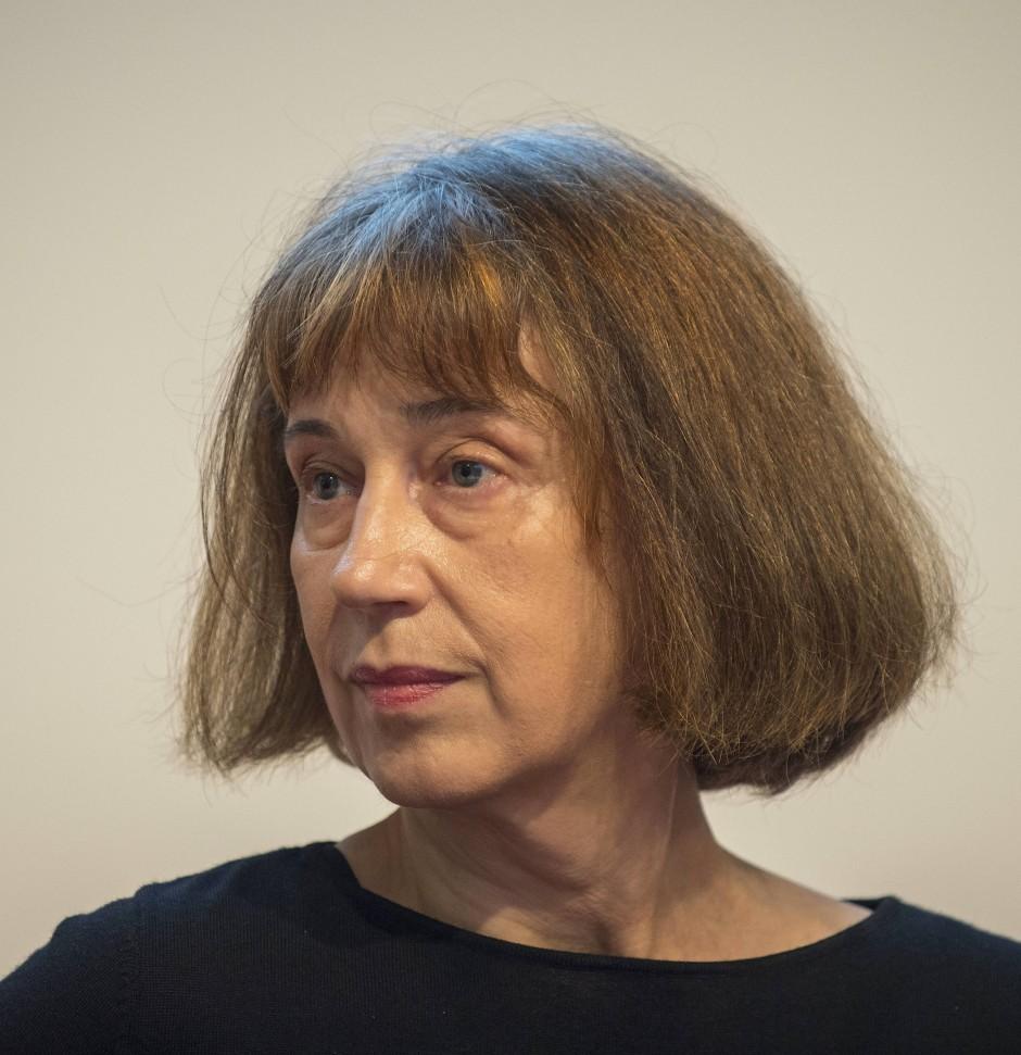 Autorin Olga Martynova