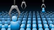 Ziel der kommerziellen Überwachung: der Zugriff auf Einzelne