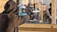Ein Überfall im deutschen Fernsehen: Eine Szene aus dem  Weimarer Tatort