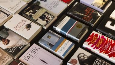 Eine Million Euro - für Buchhandlungen, in denen Bücher nicht gestapelt werden.