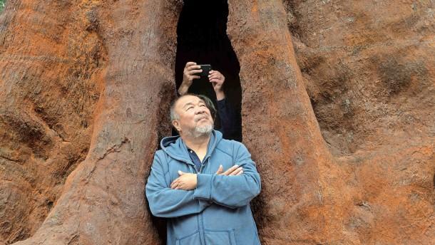 Credit Suisse setzt Ai Weiwei vor die Tür