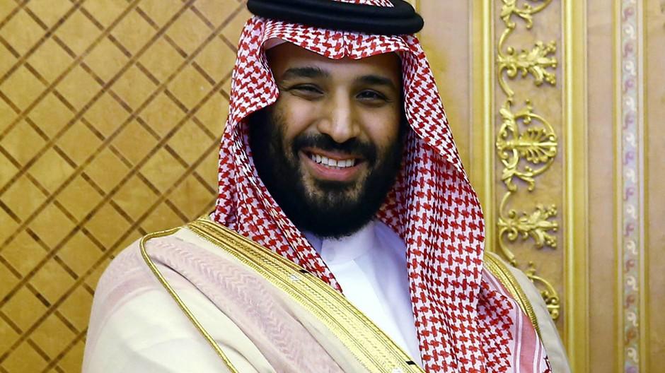 Modernisierung im Eiltempo: Kronprinz Mohammed bin Salman.