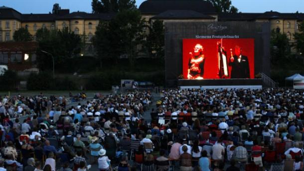 Wer rettet die Zukunft Bayreuths?