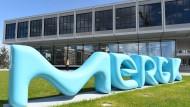 Innovationszentrum von Merck in Darmstadt