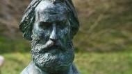 Statue Turgenjews in Baden-Baden