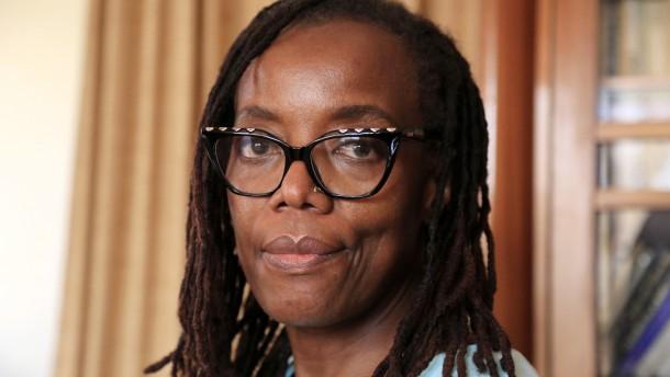 Die Erzählerin vom Aufbruch Simbabwes