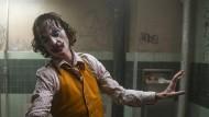 Joker ist in elf Kategorien nominiert: Unter anderem für den besten Film, Joaquin Phoenix als bester Hautdarsteller und Todd Phillips für beste Regie