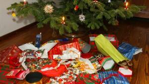 Ob Weihnachten umweltschädlich ist