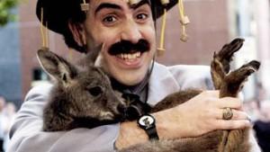 Viel Lärm um Borat