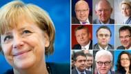 Divide et impera: Herrsche und verteile Zuständigkeiten. So könnte Angela Merkel die Redewendung für sich übersetzen.