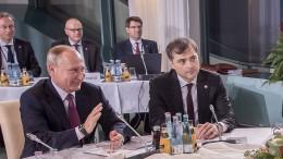 Ein Land, ein Volk – ein Putin