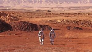 Marsmenschen in Israel